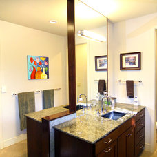 Traditional Bathroom by The Ancon Group