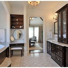 Traditional Bathroom by Nobility Homes, Inc.