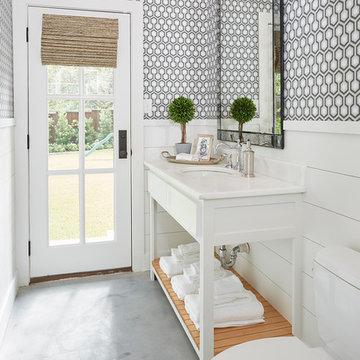 Parkford Project: Guest Bath