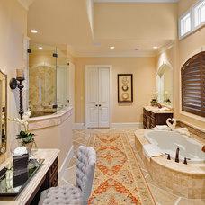 Bathroom by Frankel Building Group