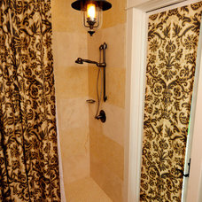 Craftsman Bathroom by Sunset Properties of Tampa Bay