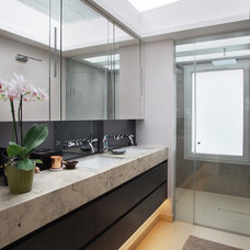 Contemporary Bathroom by Alex Maguire Photography