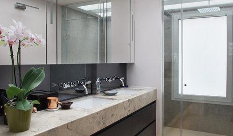 Facilitez-vous la vie grâce à une double vasque dans la salle de bains