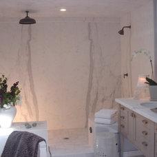 Contemporary Bathroom by Lori Teacher & Associates