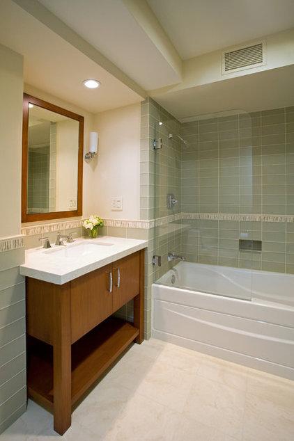 Contemporary Bathroom by Cynthia Bennett & Associates