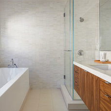 contemporary bathroom by Ro | Rockett Design