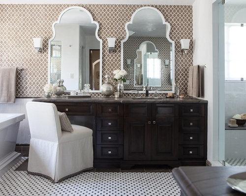 Best Master Bath Mirrors Design Ideas Remodel Pictures Houzz