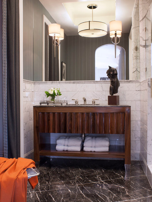 Wrap Around Mirror | Houzz