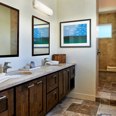Contemporary Bathroom by Brookfield Residential Colorado