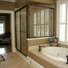 Traditional Bathroom by Rand Lepley Building Contractor Inc.