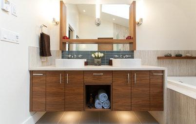 Medidas de los muebles de baño: Cómo acertar con la distribución