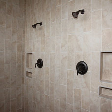 Traditional Bathroom by J. Patrick Homes