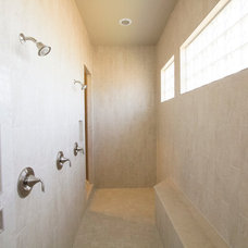 Contemporary Bathroom by J. Patrick Homes