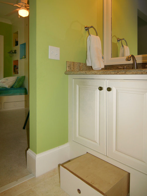 Pull Out Step Stool Houzz