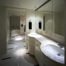 Contemporary Bathroom by Team 7 International