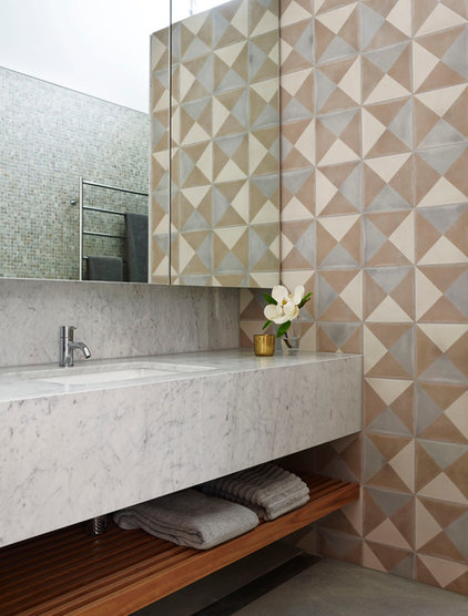 Contemporary Bathroom by Arent&Pyke