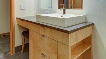 Pearl District Condo Bathroom Remodel