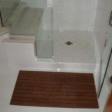Modern Bathroom by Tri Star Construction
