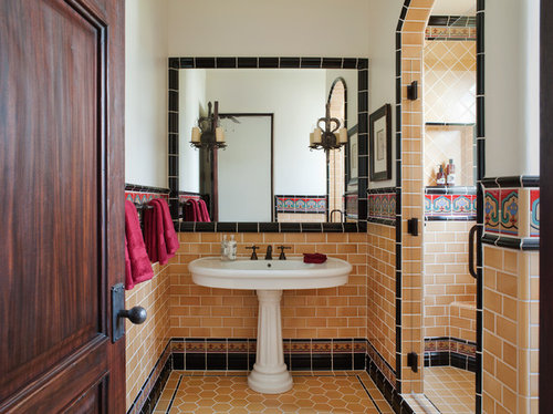 Charmant Love The Extra Wide Pedestal Sink....who Makes It? And, How Wide?