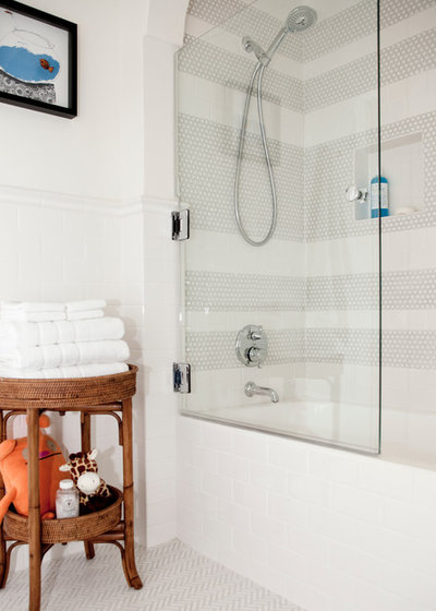 Superbe Bathroom Planning: Shower Bath Combinations That Donu0027t Scrimp On Style