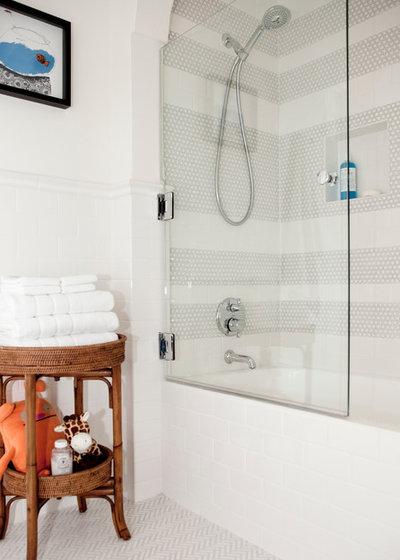 di transizione stanza da bagno by houseplay inc