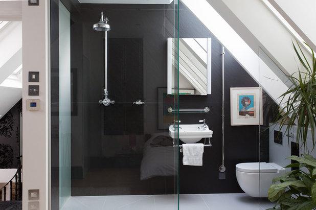 Contemporary Bathroom by Matt Gamble Photography