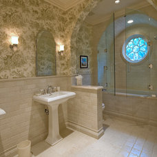 Traditional Bathroom by The Williams Group Inc.