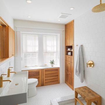 Pelham Master Bath