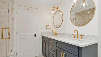 Pelham - Master Bathroom 1