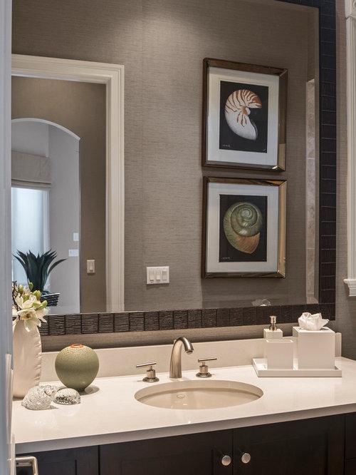 Seashell Bathroom Decorating