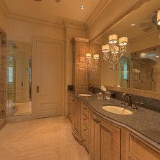 Traditional Bathroom by Katz Builders, Inc.