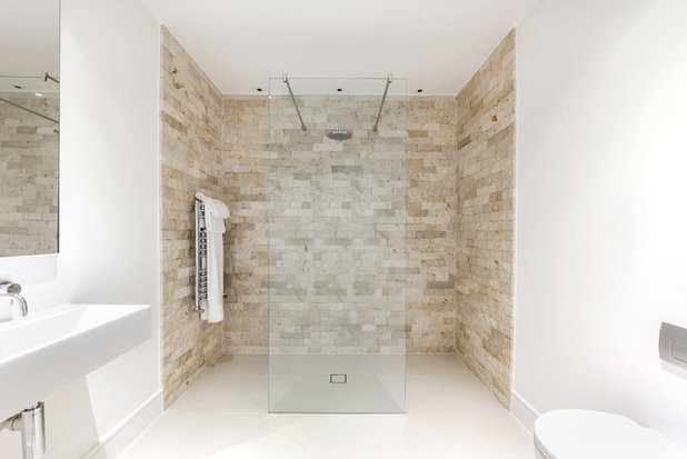 Contemporary Bathroom by Green County Developments