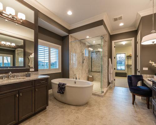 Cincinnati bathroom design ideas remodels photos for Bath remodel cincinnati
