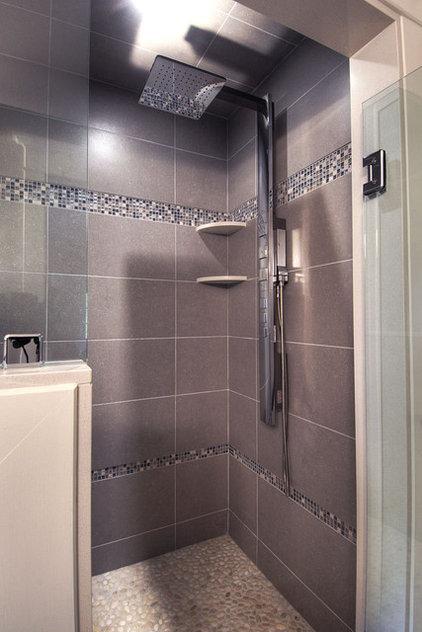 Contemporary Bathroom by Urban Rustic Living