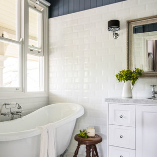 75 Most Popular Country Australia Bathroom Design Ideas