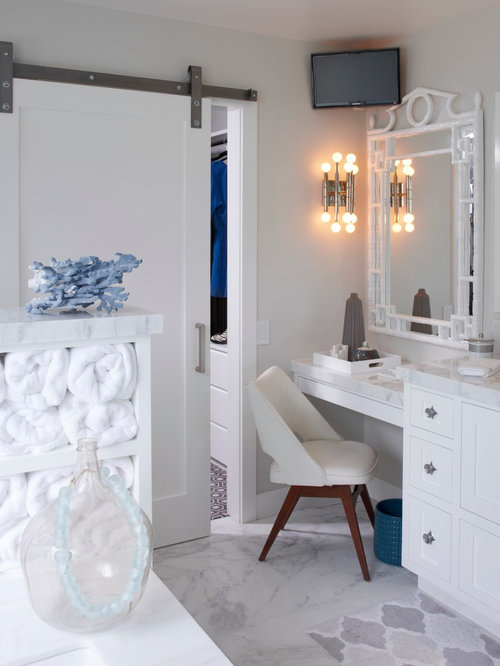 Makeup Station Houzz