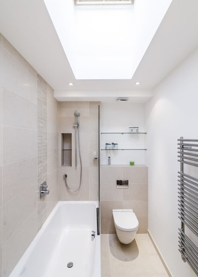 What are the 10 Golden Rules of Bathroom Design? | Houzz UK