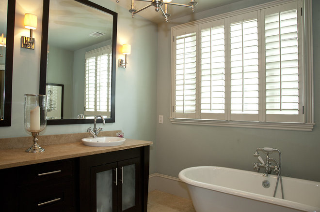Traditional Bathroom by Penner Graff Custom Homes