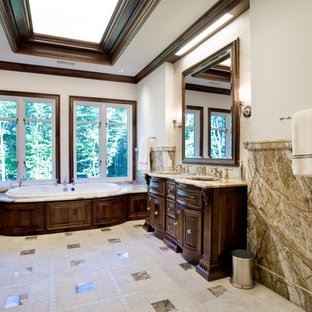 Dark Brown Crown Molding Houzz