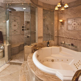 75 Beautiful Bathroom With A Hot Tub Pictures Ideas April 2021 Houzz