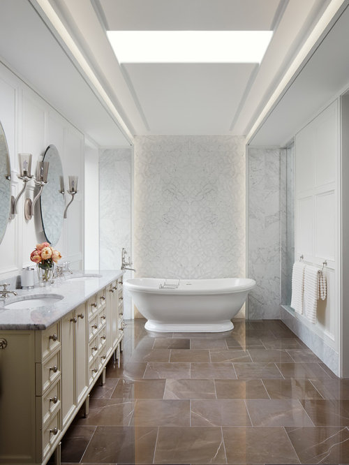 Expansive Bathroom And Cloakroom Design Ideas Renovations Photos With