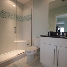 Beach Style Bathroom by J. S. Perry & Co., Inc.