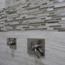 Beach Style Bathroom by J. S. Perry & Co., Inc.
