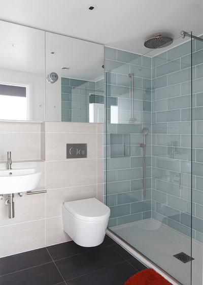 Contemporary Bathroom by Ensoul Ltd
