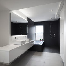 Contemporary Bathroom by c3studio
