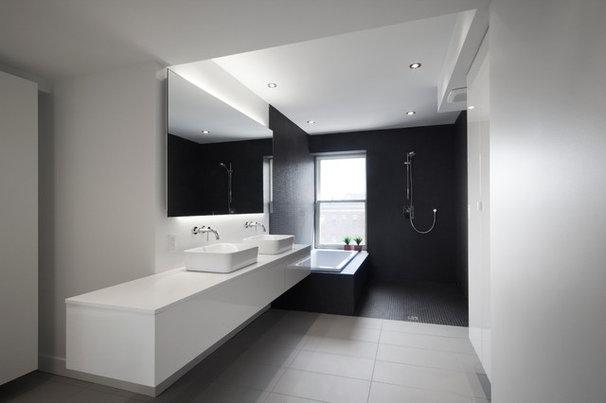 Contemporary Bathroom by c3studio