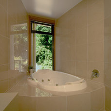 Contemporary Bathroom by Frederick Gibson + Associates Architecture