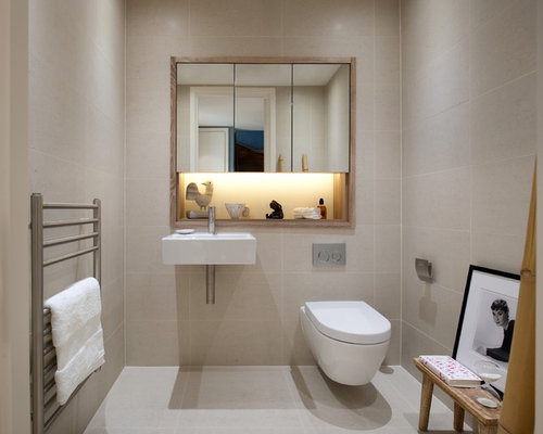 Neutral Bathroom Ideas, Pictures, Remodel and Decor