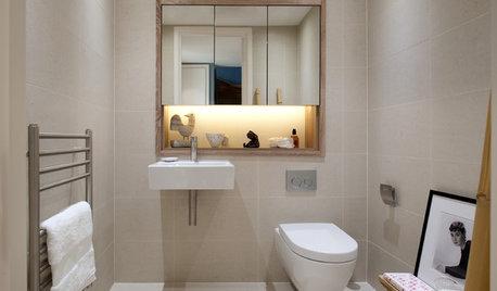 トイレの壁の色の選び方、上手な使い方