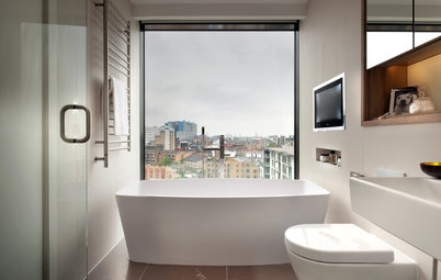 10 Gorgeous Minimal Bathrooms